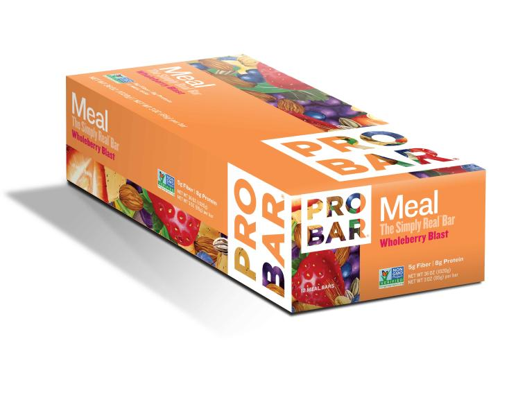 ProBar Meal Whole Berry Blast Box