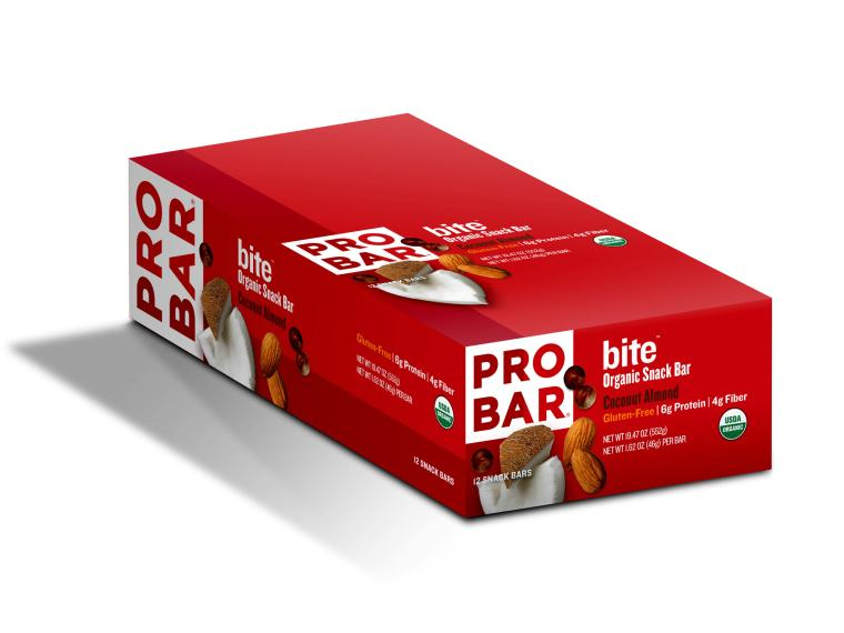 ProBar Bite Coconut Almond Box