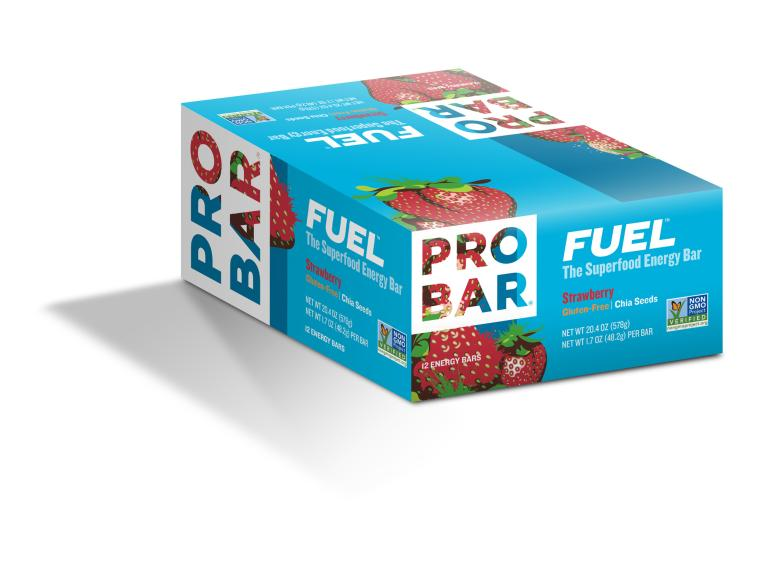 ProBar Fuel Strawberry Box