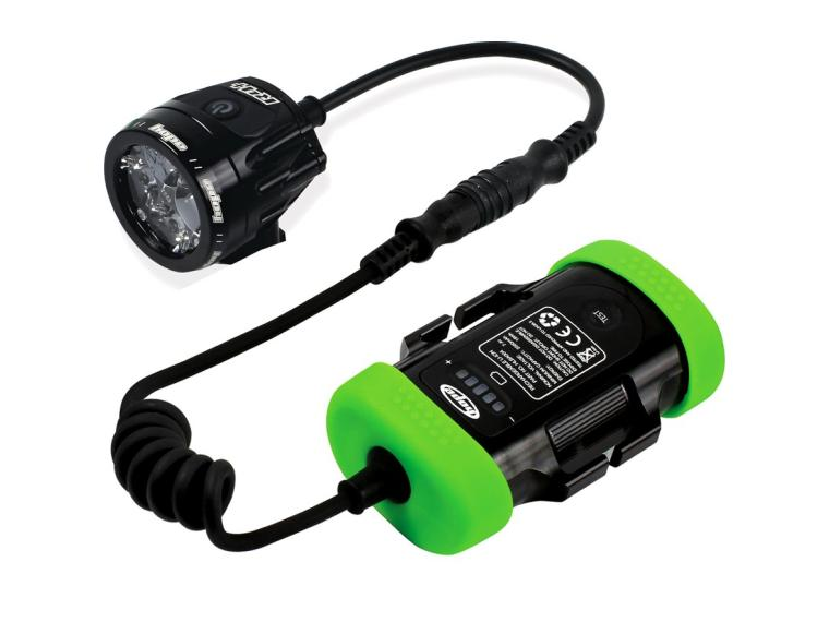 Hope R4+ LED Vision (UK Stekker) Fietslamp