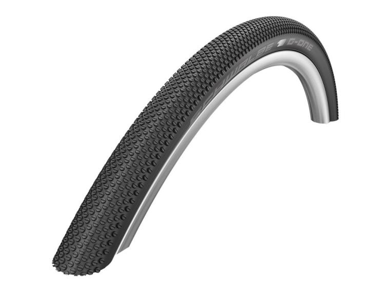 Schwalbe G-One Allround Evolution Line Gravel Tyre Black