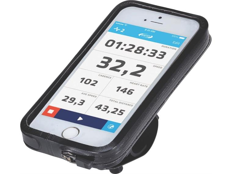 BBB Cycling Guardian Smartphone Houder S Max. omvang smartphone: 125 x 64 mm