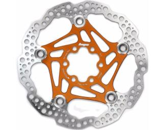 Hope Floating Disc Disc Brake Rotor Orange