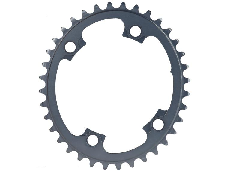 AbsoluteBLACK Winter Line Oval 110*4 Chainring 34 / 36