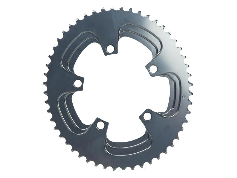 AbsoluteBLACK Winter Line Oval 110*5 Chainring 50 / 52