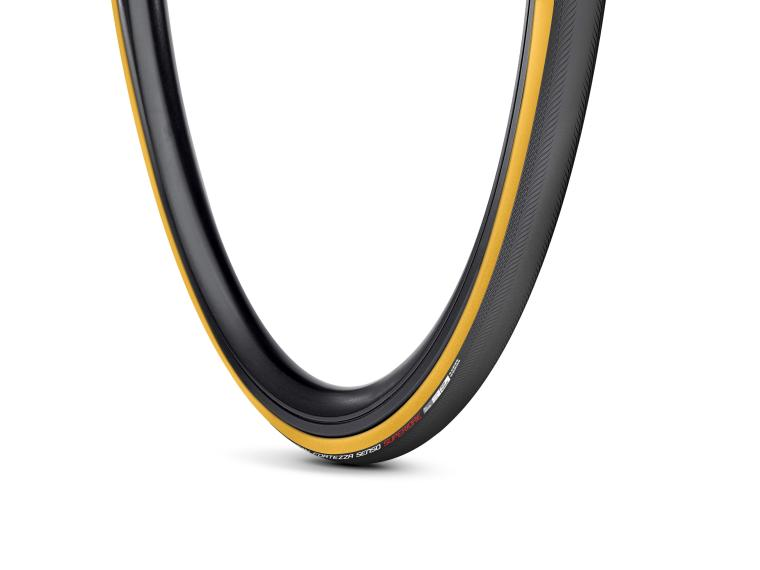Vredestein Fortezza Senso Superiore Road Bike Tyre Brown