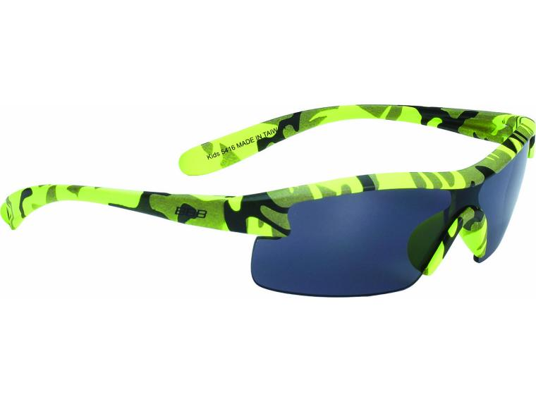 BBB Cycling Sportbril Kids Cycling Glasses Yellow