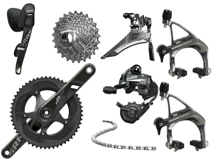 SRAM Force 22 Groepset