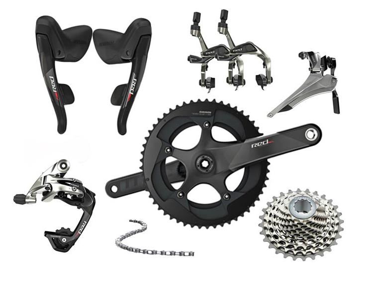 Sram Red 22 Groepset