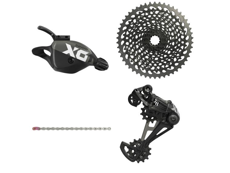 Sram X01 Eagle Upgrade Kit Trigger / Black