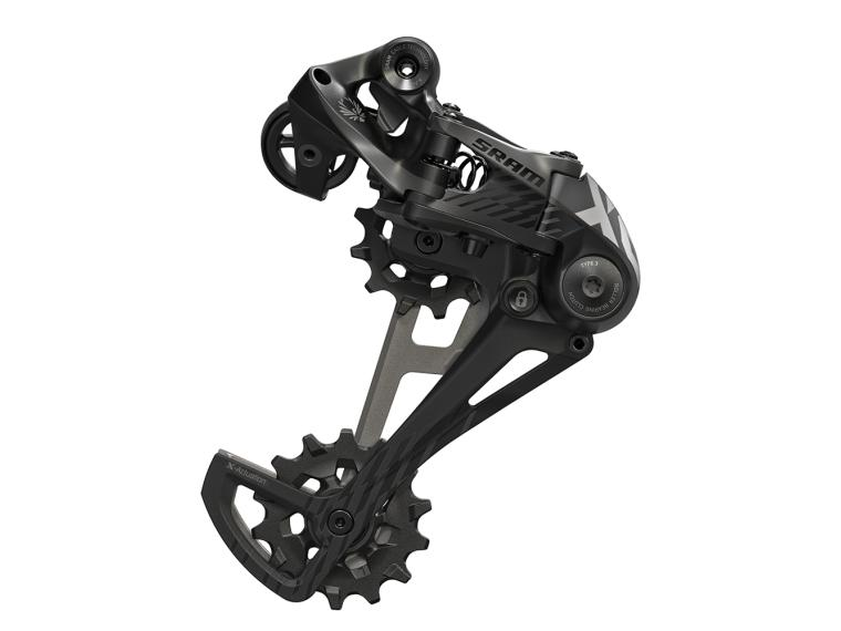 SRAM X01 Eagle 12-speed Rear Derailleur Black