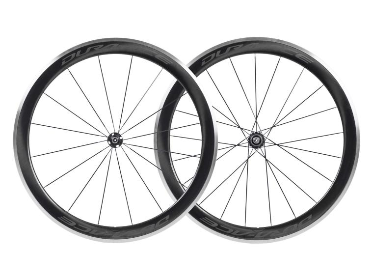 Roues Route Shimano Dura Ace WH-R9100 C60