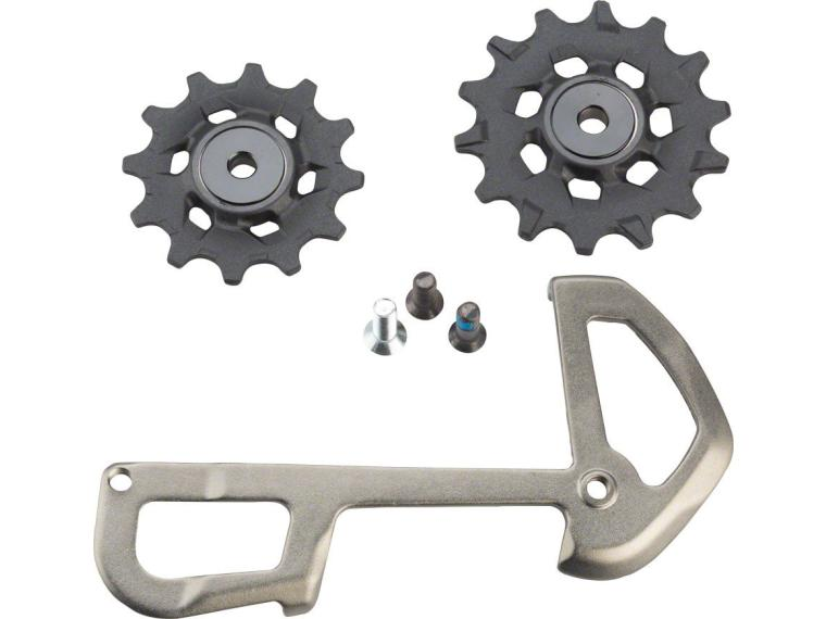 SRAM XX1 Eagle 1x12-speed Derailleurwieltjes Black
