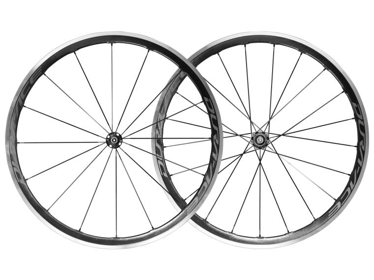 Shimano Dura Ace Wh R9100 C40 Racefiets Wielen