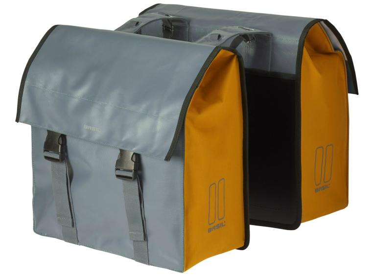 Basil Urban Load Pannier Grey