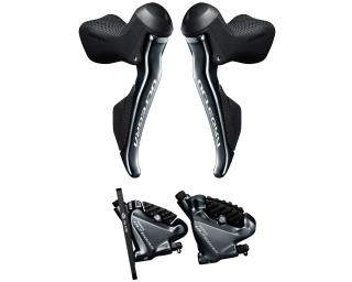 Shimano Ultegra R8070 Disc 11-speed Gear Shifterset