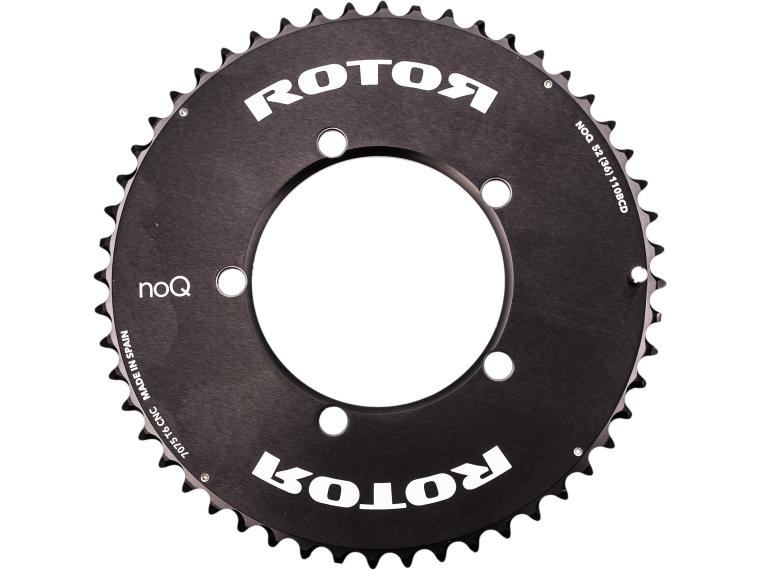 Rotor NoQ Aero Chainring Outer Ring