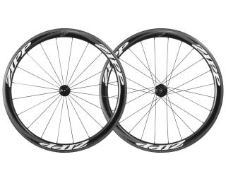 Zipp 302 Carbon Clincher Road Bike Wheels White
