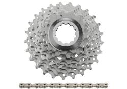 Shimano + KMC Ultegra 6700 10-speed