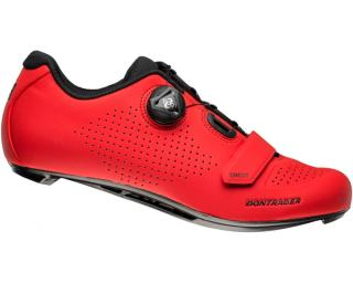 Bontrager Circuit Road Shoes Red