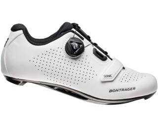 Bontrager Sonic Road Shoes White