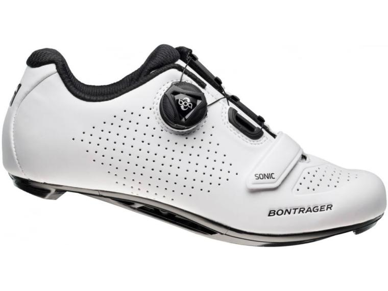 Chaussures Bontrager Sonic Blanc