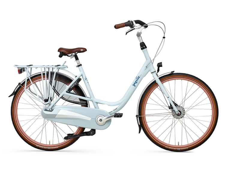 Gazelle Bloom Moederfiets Iced Blue