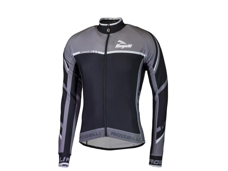 Maillot Rogelli Andrano 2.0 Gris / Blanc