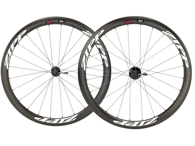 Zipp 303 Firecrest Tubular Disc v9 Road Bike Wheels