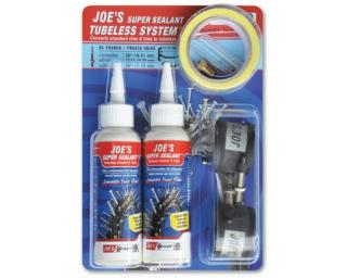 Joe's No Flats Tubeless Kit 17-19mm