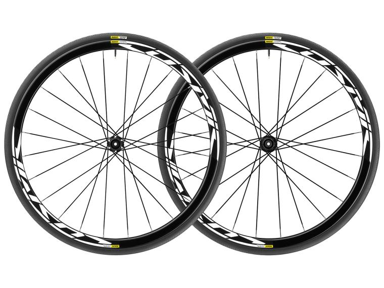 Roues Route Mavic Cosmic Elite UST Disc