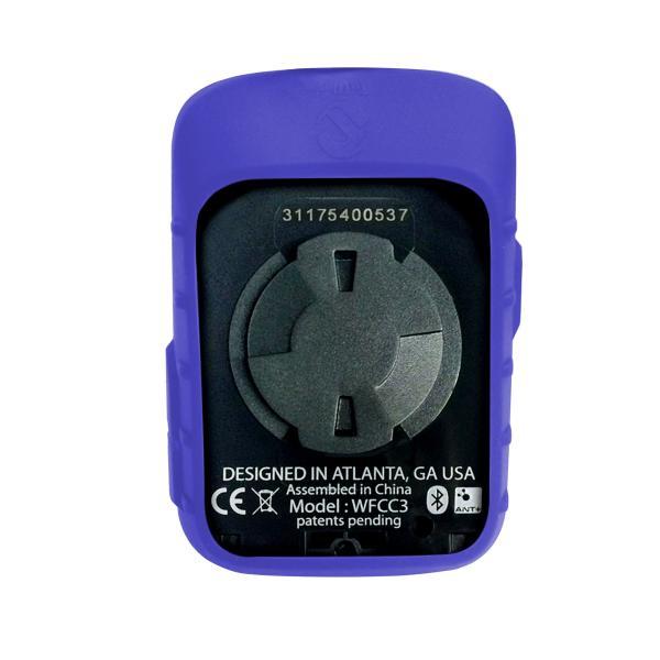 Tuff-Luv Silicone Gel Peau Étui /& Écran Protection Pour Wahoo elemnt Bolt