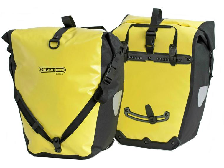 Ortlieb Back Roller Classic Yellow