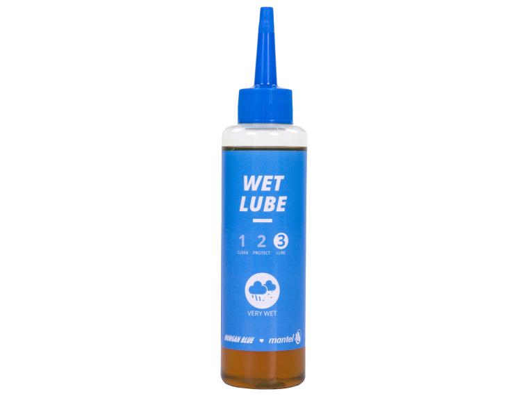 Morgan Blue Syn Lube Wet
