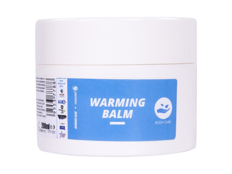 Morgan Blue Warming Balm