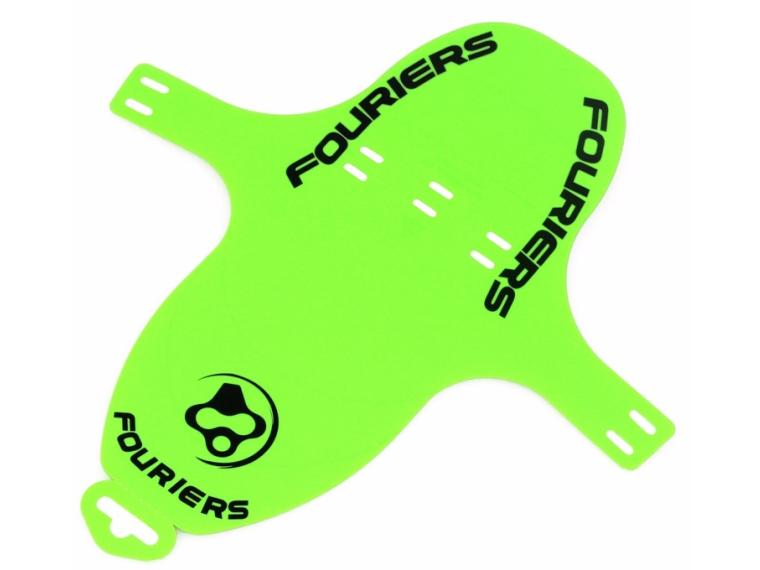Fouriers Mudguard Green