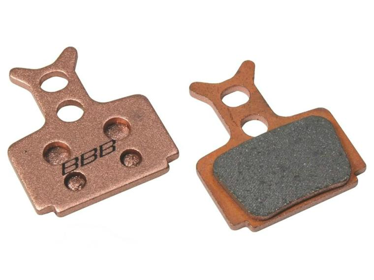 BBB Cycling Formula BBS-67(S) Disc Brake Pads Hard (Metal)