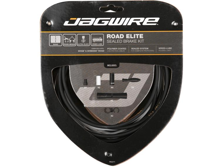 Jagwire Road Elite Sealed Brake Cable Set