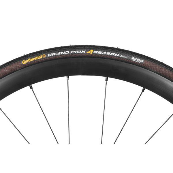 Continental Grand Prix 4 Season Road Tyre Folding 700 x 23