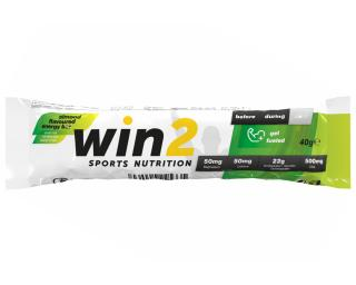 WIN2 Energy Bar Almond