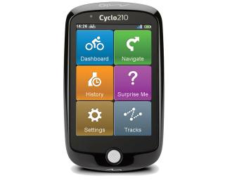 Mio Cyclo 210 Cycle computer