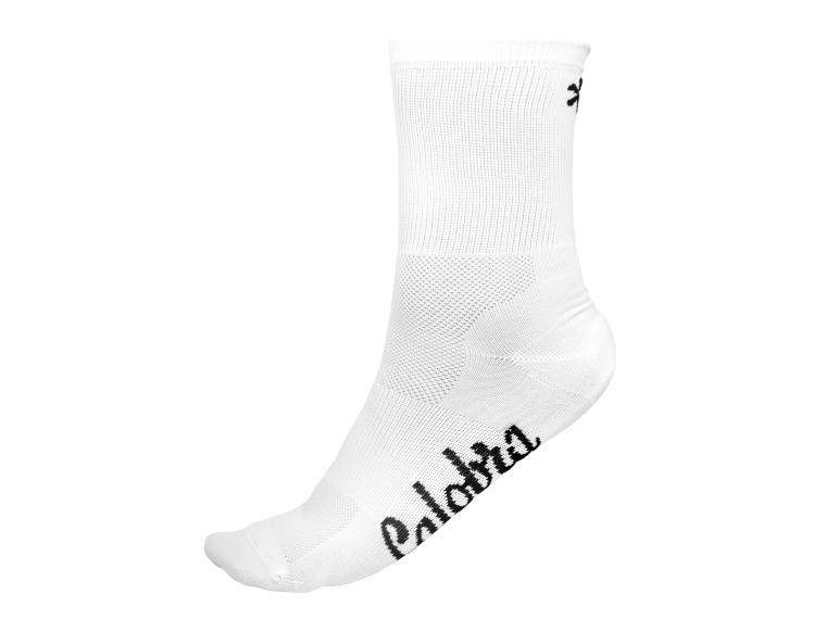 Calobra Medio Socks White