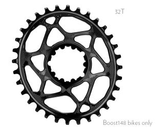 AbsoluteBLACK Sram Oval Boost 148 Black