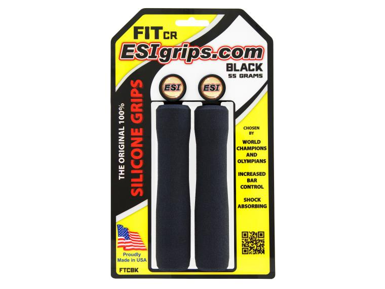 ESIgrips Fit CR Black