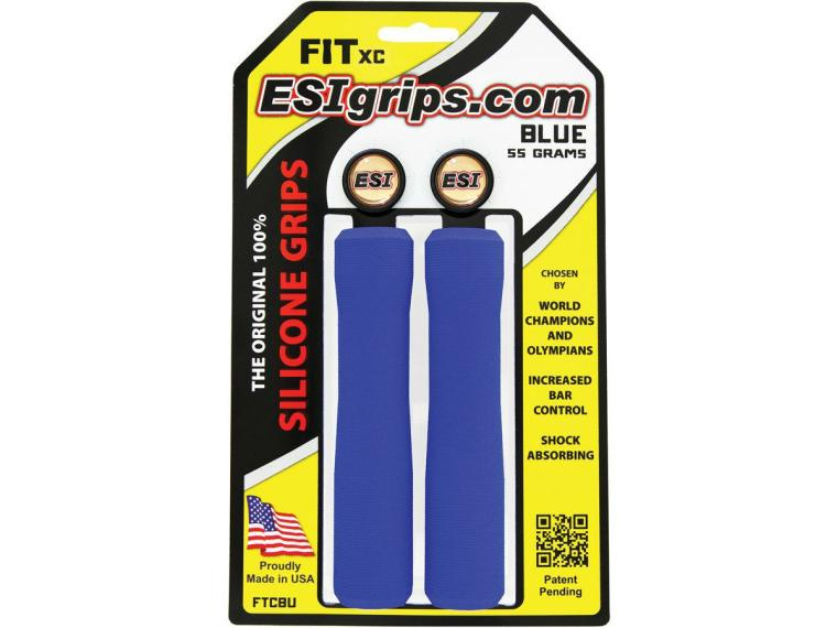 ESIgrips Fit XC Blue