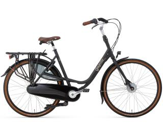 Gazelle Bloom Citybike Schwarz