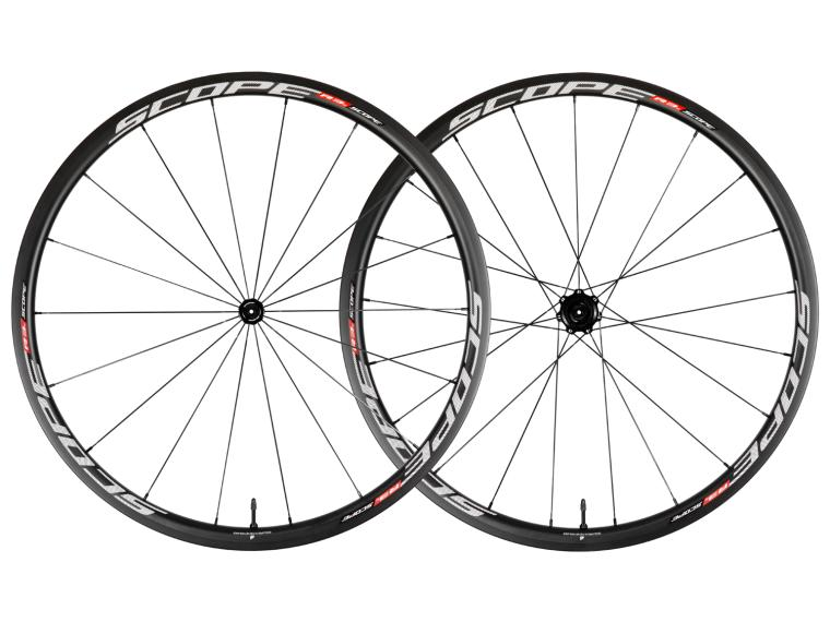 Roues Route Scope R3C Blanc