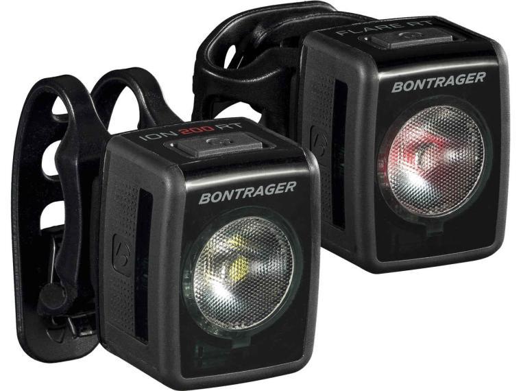 Bontrager Ion 200 Rt Flare Rt Light Set