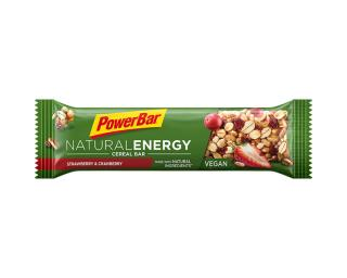PowerBar Natural Energy Cereal Bar Fraise